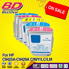 Buy wholesale direct from China compatible for hp 84 for hp 85 ink cartridge