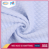 Good price yarn dyeing fashion ponte roma indian suit fabric