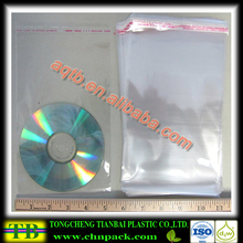 Wholesale Plastic opp clear cd cover