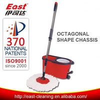 China BSCI ISO magic wonder red cyclone mop
