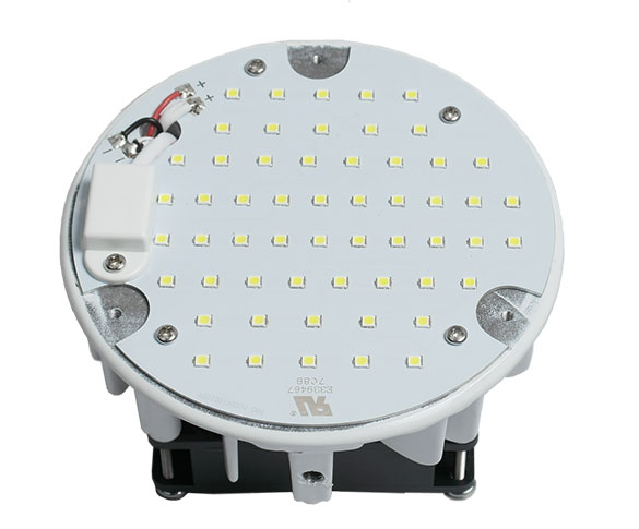 outdoor led lighting street shoebox troffer parking lot pole light retrofit kit for 1000W fixture replacement
