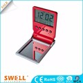 2018 NEW cheap gift alarm clock promotion clock with elegant design and low price S319