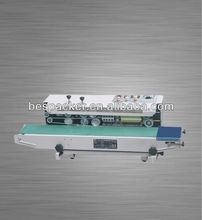 Multi-purpose solid-ink plastic film/bag sealing machine