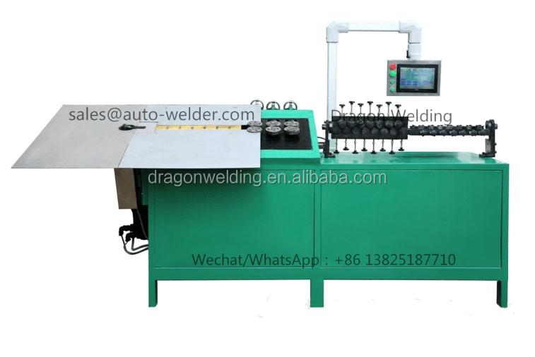 Automatic CNC 2D Wire Bending Machine &CNC 2D Wire Forming Machine
