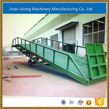 Hydraulic mobile truck loading platform Car ramp