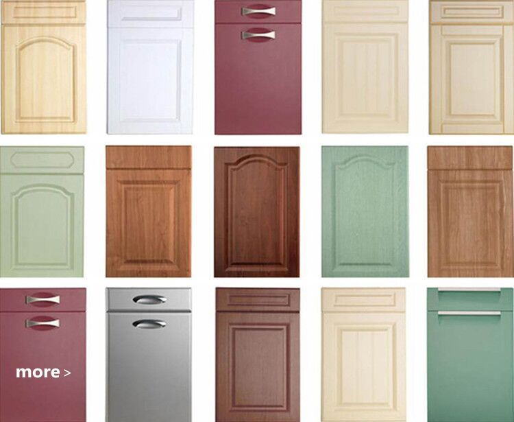 Hangzhou wholesale retail kitchen design ready made for Cheap ready made kitchen cabinets