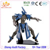 3D Plastic Articulated Action Figure