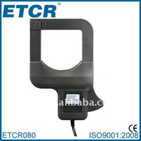 ETCR080 Large Caliber High Accuracy Clamp Current Sensor