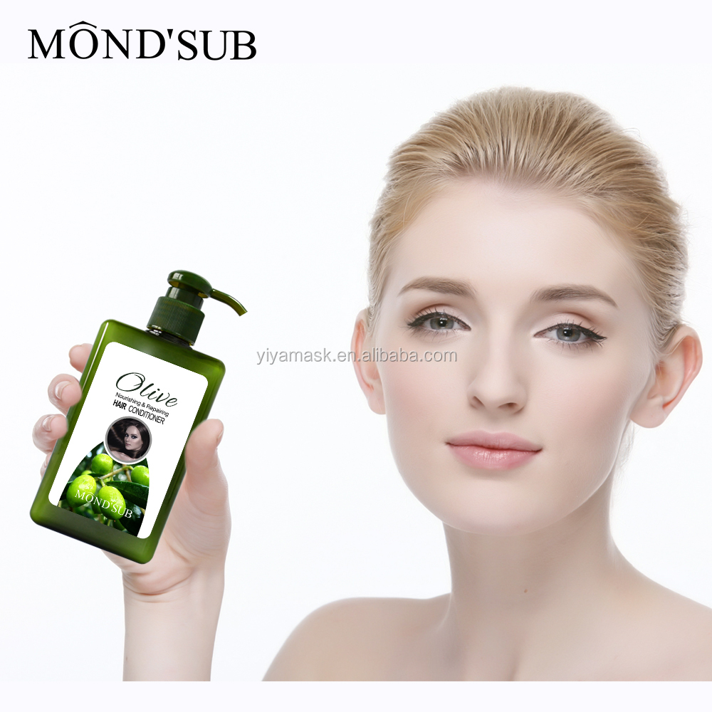 Mond'sub Olive Nourishing Repairing hair conditioner skin care factory