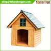 Extra large wood insulated dog houses