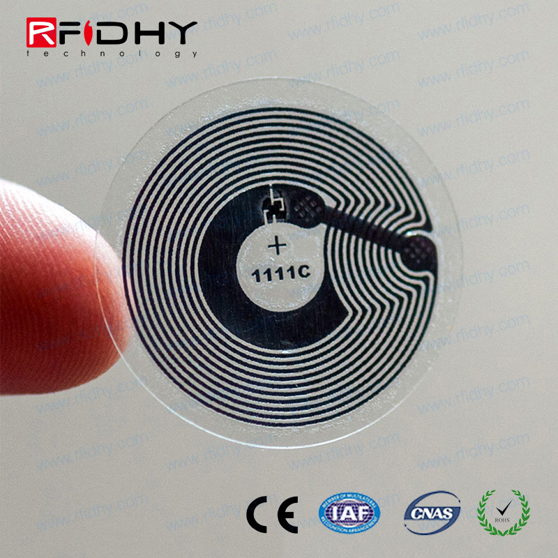 RFIDHY China manufacturer custom low cost NFC tag for access control