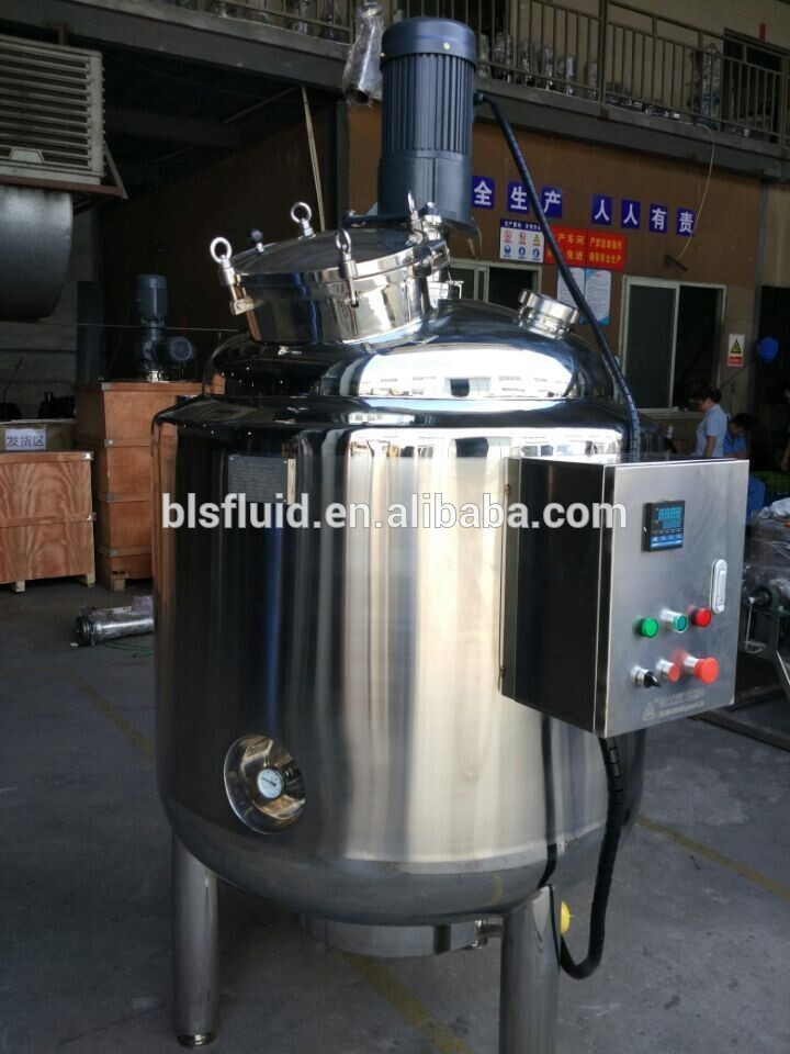 milk 500 litre production line processing tank milk pasteurization equipment