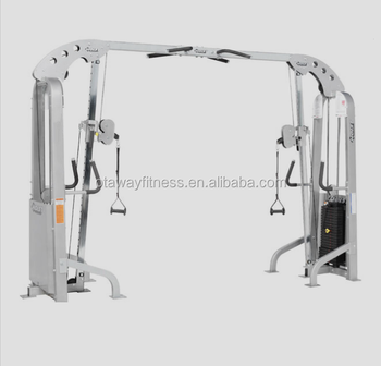 Professional Gym Equipment/fitness equipment/Adjustable Cable Crossover/Cable Crossover(T17-033)