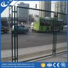 aluminium alloy flexible wire chain link fence for sport area