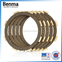 china supplier sale motorcycle Clutch disc friction