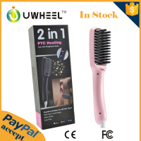 Best Hair Straightening Machine With Ceramic Brush