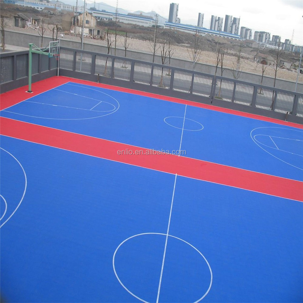 Athletic Floors and Multi-Courts/PP interlocking floor