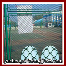 Wholesale china factory removable chain link fence
