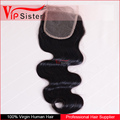 wholesale 8a grade brazilian hair bundles natural hair extension virgin hair 4x4 lace closure