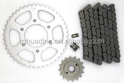 cvt transmission motorcycle sprocket;transmission chain sprockets kit