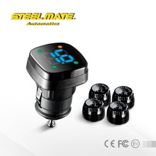 Steelmate TP-76B Car DIY TPMS tire pressure monitoring system with external sensor