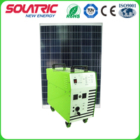 High Quality Multifunctional AC24V 55AH 1 kw solar system pakistan lahore price for Home Lighting and Outdoor Camping Use