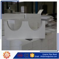 custom Special shaped ceramic fiber refractory product