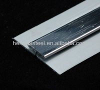 201 stainless steel T channel trim strip