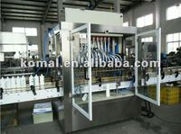 automatic cleaner filling machine