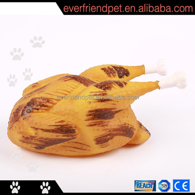 OEM small plastic toy chicken for promotional gift