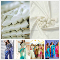 Chinese Raw silk yarn, The raw materials of India Sari/Saree