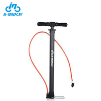 INBIKE High Pressure Bike Bicycle Foot Pump double cylinder foot pump