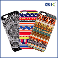 [GGIT] Fashion National Pattern Design 2 in 1 Celular Combo Case For IPhone 6 Cover
