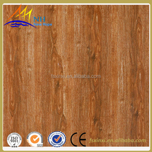 wood grain polished glazed porcelain tile