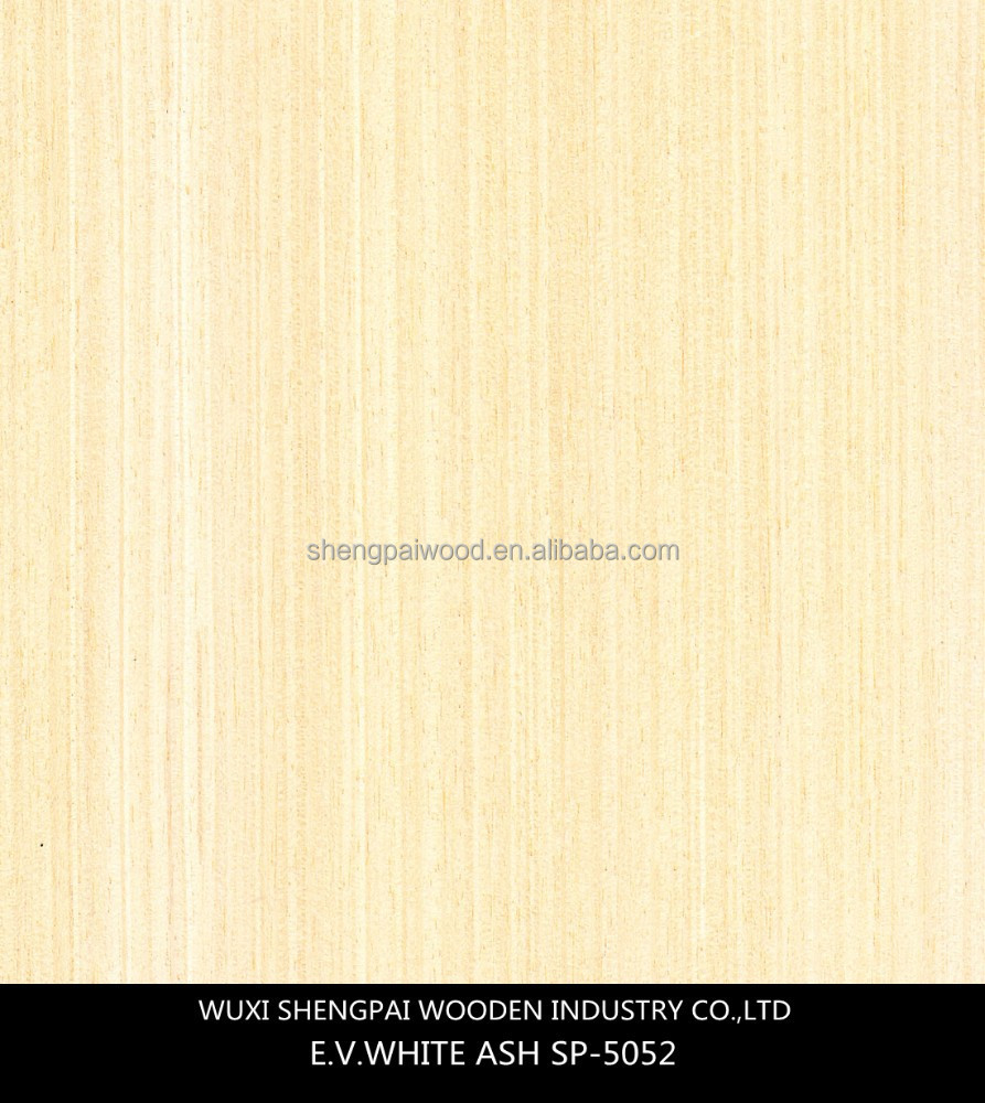 china white ash timber for wooden decoraion sliced cut laminated engineered wood veneer