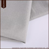Low price guaranteed quality yarn dyed high quality polyester roller blinds