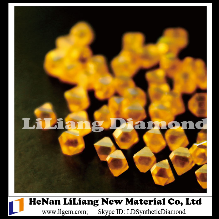 Industrial HTHP Single Crystal Diamond for Wire Drawing