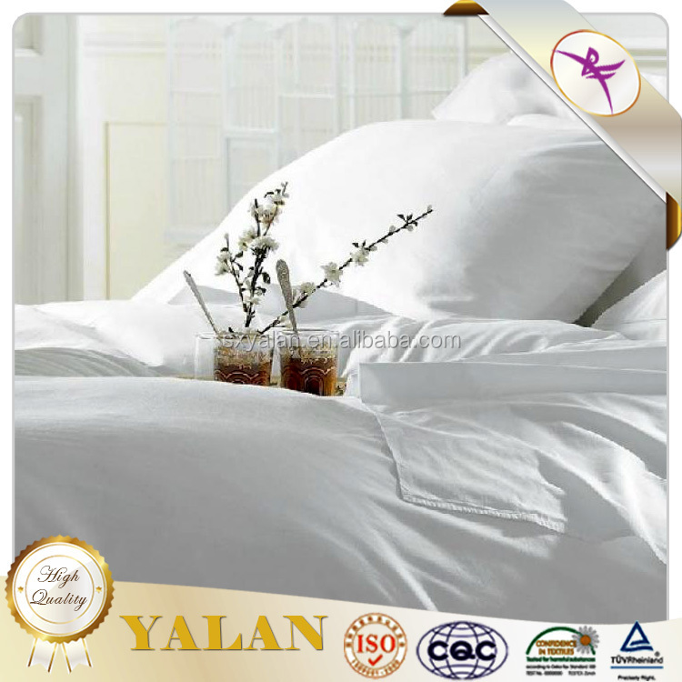 100%Cotton Luxury Used Hotel Bed Sheet,Flat Sheet/Fitted Sheet Designs
