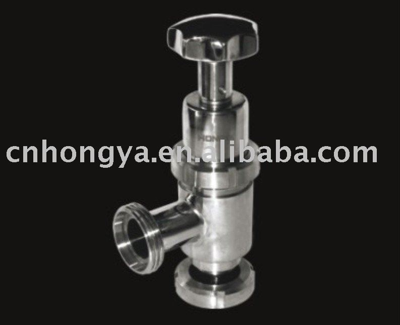 Stainless steel right angle globle valve