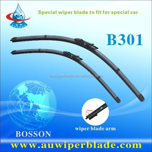 Professional Wiper Blade Supplier, TOP GRADE special aero windscreen wipers