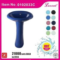 Fashional Cheapest pedestal basin stand