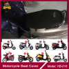 Motorcycle 3D Mesh Seat Cover