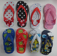 children kid soft flip flop slipper