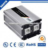 High frequency 1500w pure sine wave inverter intelligent dc/ac power inverter with CE and RoHS