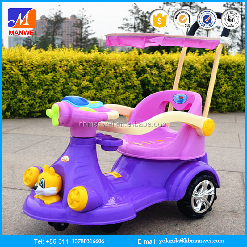 Low price new toy sliding child twist car small cars for kids on foot