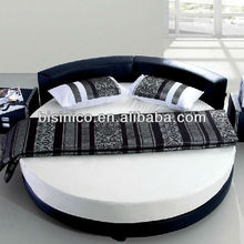 Modern Home Furniture, Home Round Bed Furniture, Round Bed