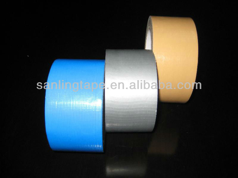 Colorful Cloth Duct tape 35mesh 70mesh for Warning