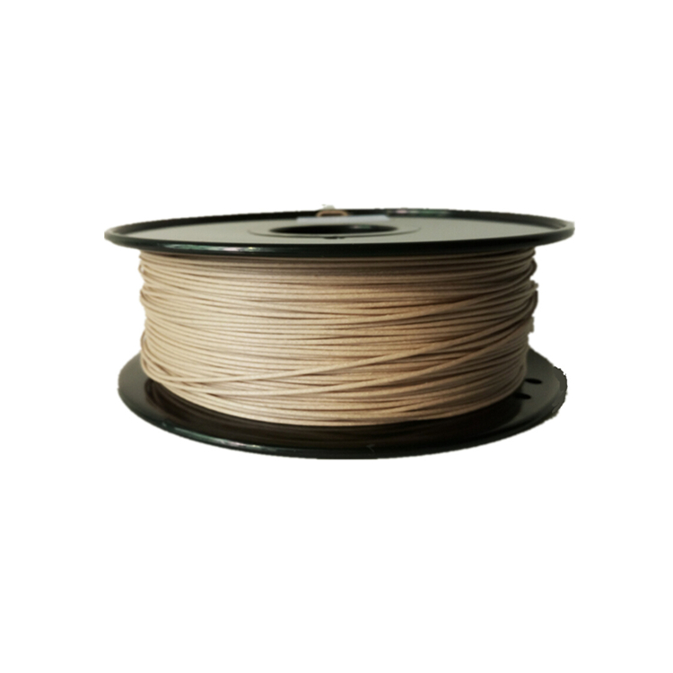 2016 Hot Sale HIgh Quality wood 3D Printer Filament 1.75mm 3.0mm for 3d printer