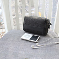hot selling makeup organizer /travel felt cosmetic bag/felt makeup bag