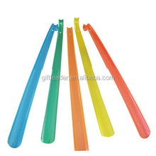 Wholesale Plastic Hotel Flexible Long Handled Shoe Horn